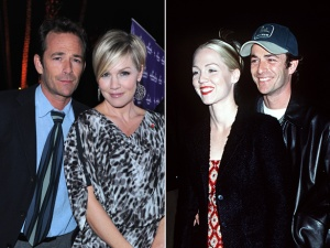 Luke-Perry-and-Jennie-Garth